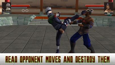 Karate Fighting Warrior 3D screenshot 3