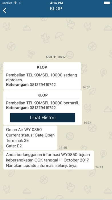 download KLOP appstore review
