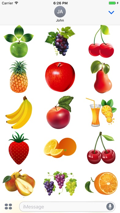 download Best Cartoon Fruits Pack apps 0
