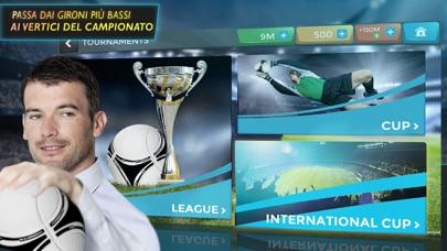 Screenshot of Football Management Ultra 20184