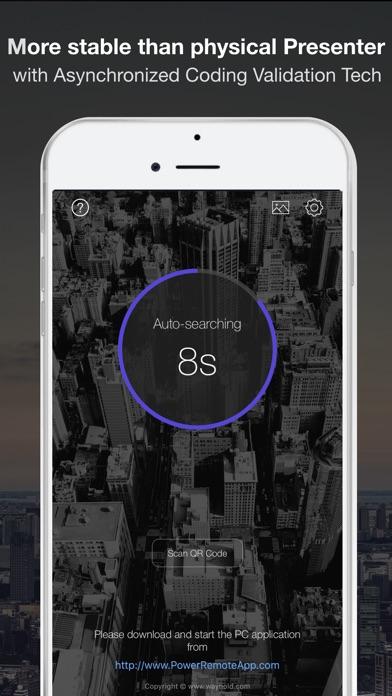 Power Remote Pro: PPT Clicker Screenshots