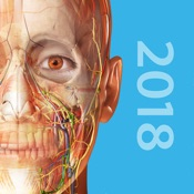 Human Anatomy Atlas 2018