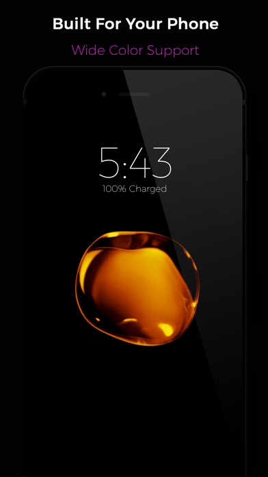 download Black - Live Wallpapers apps 2