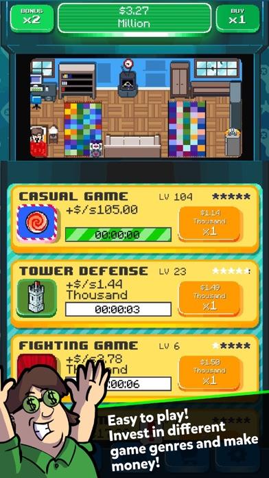 GameDev Empire screenshot 1