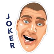 Jokermoji By Nikola Jokic app review