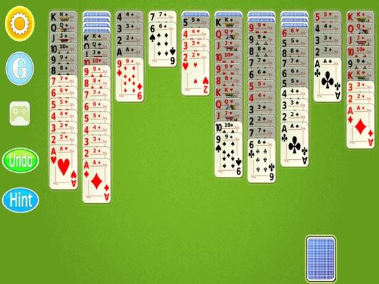 Скачать игру Пасьянс Паук для мобильных