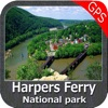 Harpers Ferry National Park - GPS Map Navigator