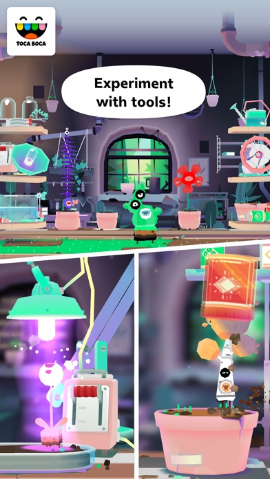 Toca Lab: Plants Screenshot 4