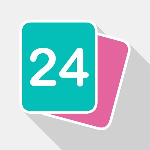 パズルMath24
