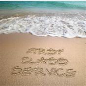 First Class Service Travel App