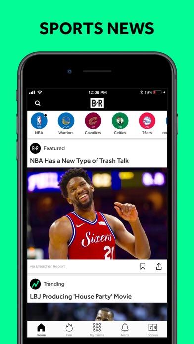 download Bleacher Report: Sports News apps 0