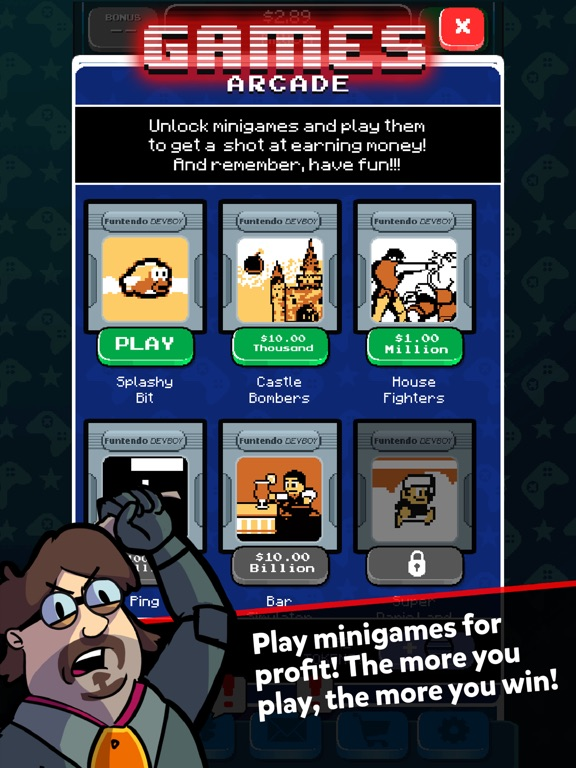 GameDev Empire screenshot 7