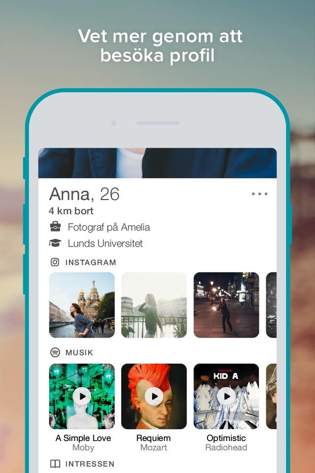 chatta med folk i närheten app