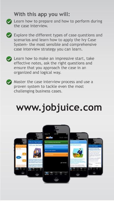Case Interview-Jobjuice Screenshots