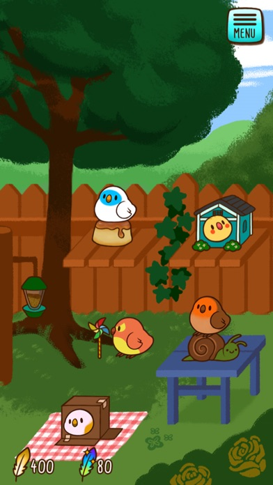 Tiny Bird Garden screenshot 1
