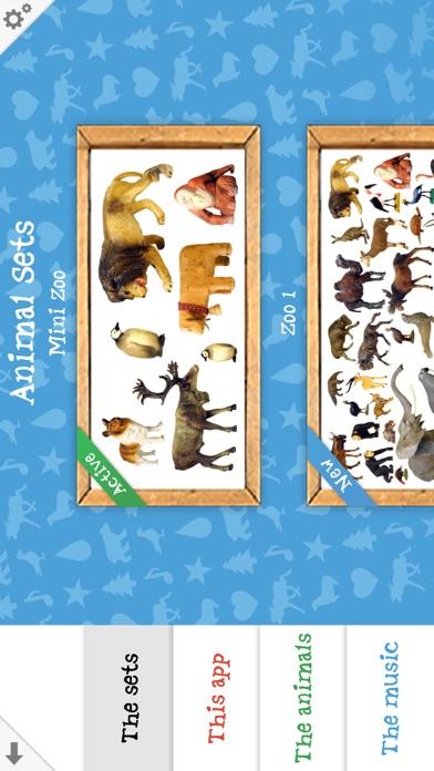 Meine Tierkiste – Tiernamen und Geräusche lernen Screenshot