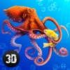 Octopus Subwater Life Simulator
