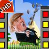 Adil Munir - Trump Stick Runner  artwork