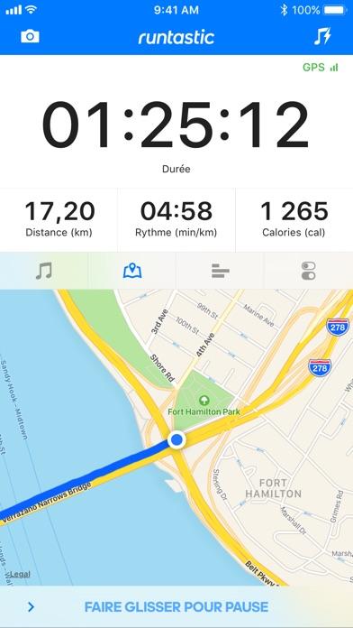 download Runtastic GPS et course à pied apps 2