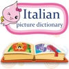 Learn Italian Vocabulary By Picture Dictionary