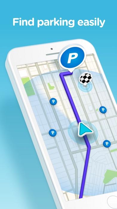Waze social GPS traffic & gas Screenshot 4