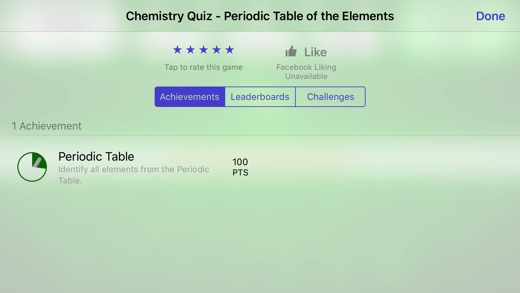 Chemistry periodic table of the elements quiz on the app store iphone screenshot 4 urtaz Image collections