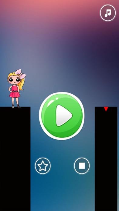 Crazy jojo jump For Siwa Jojo screenshot 1