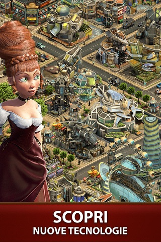 Forge of Empires screenshot 4