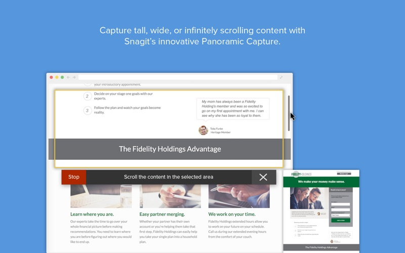 TechSmith Snagit 2018 Screenshots