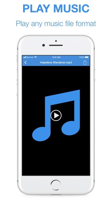 Remote Drive for Mac Screenshots
