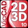 ViaCAD 2D3D 10 - Encore