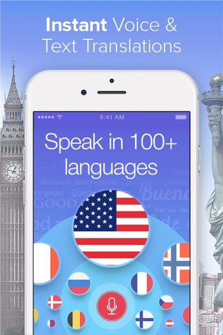Voice Translator with Offline Dictionary Pro screenshot 1