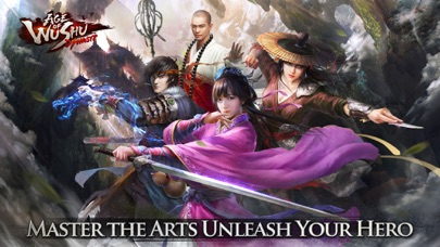 Age of Wushu Dynasty Screenshot 1
