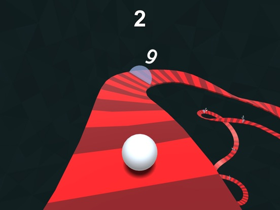Screenshots of Twisty Road! for iPad