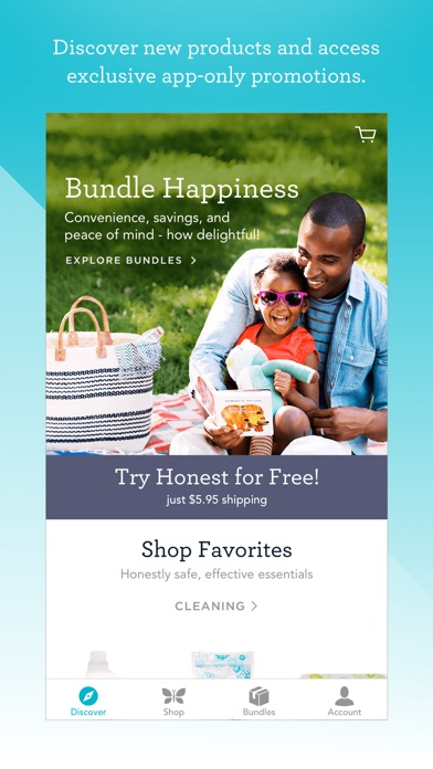 download The Honest Company apps 2