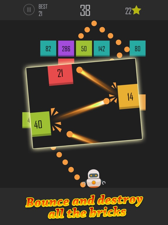 Ball Shooter - Flappy Bounce Скриншоты8