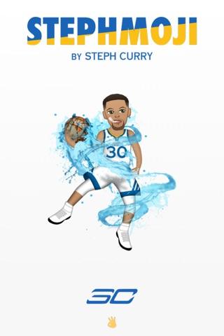 StephMoji by Steph Curry screenshot 1