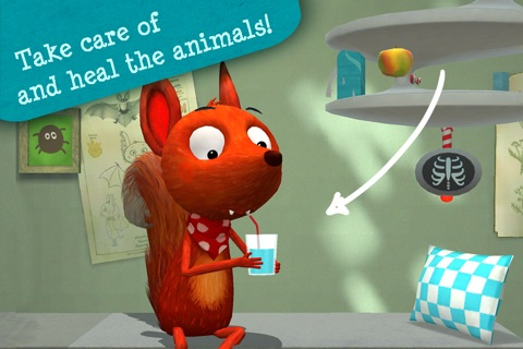 Little Fox Animal Doctor screenshot 2