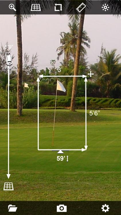 Handy Measure-Measure with Camera! by Zeitaku Apps Ltd