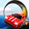 Extreme Car Driving Simulator - Crazy Car Stunts auf Hill Top Roads