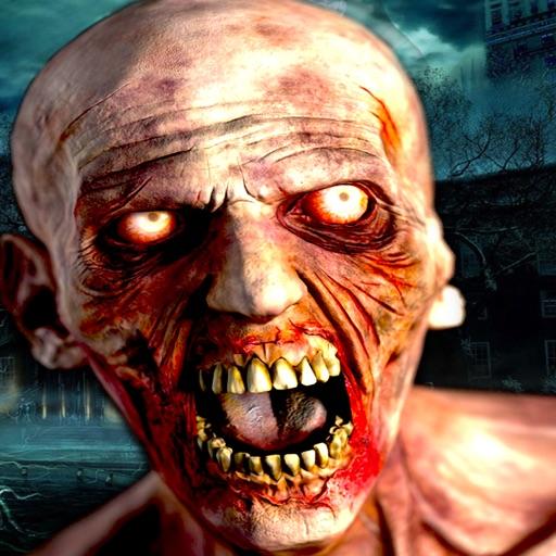 Killing Dead Zombies 3d iOS App