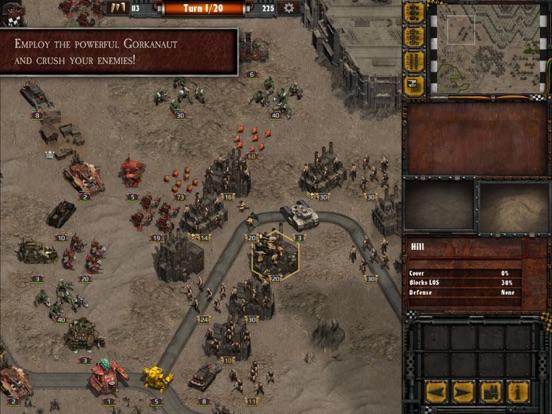 warhammer 40 000 armageddon da orks ipad app appwereld On dà cor warhammer 40000