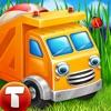 Automobiline nella sabbionaia: Costruzione (AppStore Link)