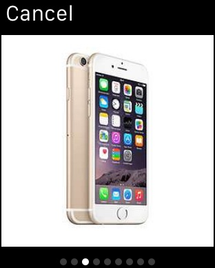 iPhone-skjermbilde 5