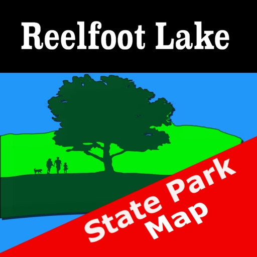Reelfoot Lake State Park & State POI's Offline