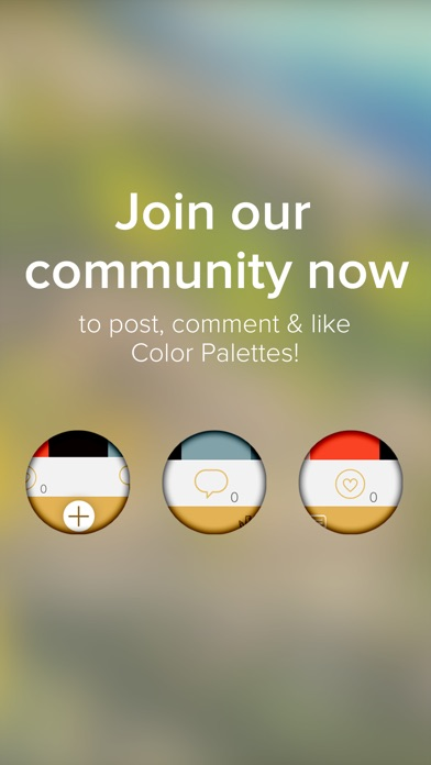 Real Colors - color palette generator from photos Screenshot