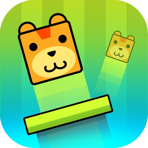 Cute Pet Super Curve iOS App