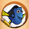 Learn To Draw For Dory And Nemo World