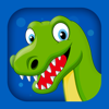 Dinosaur Puzzle Game for Toddlers - Children's Colorful Educational puzzles for kids age 2+