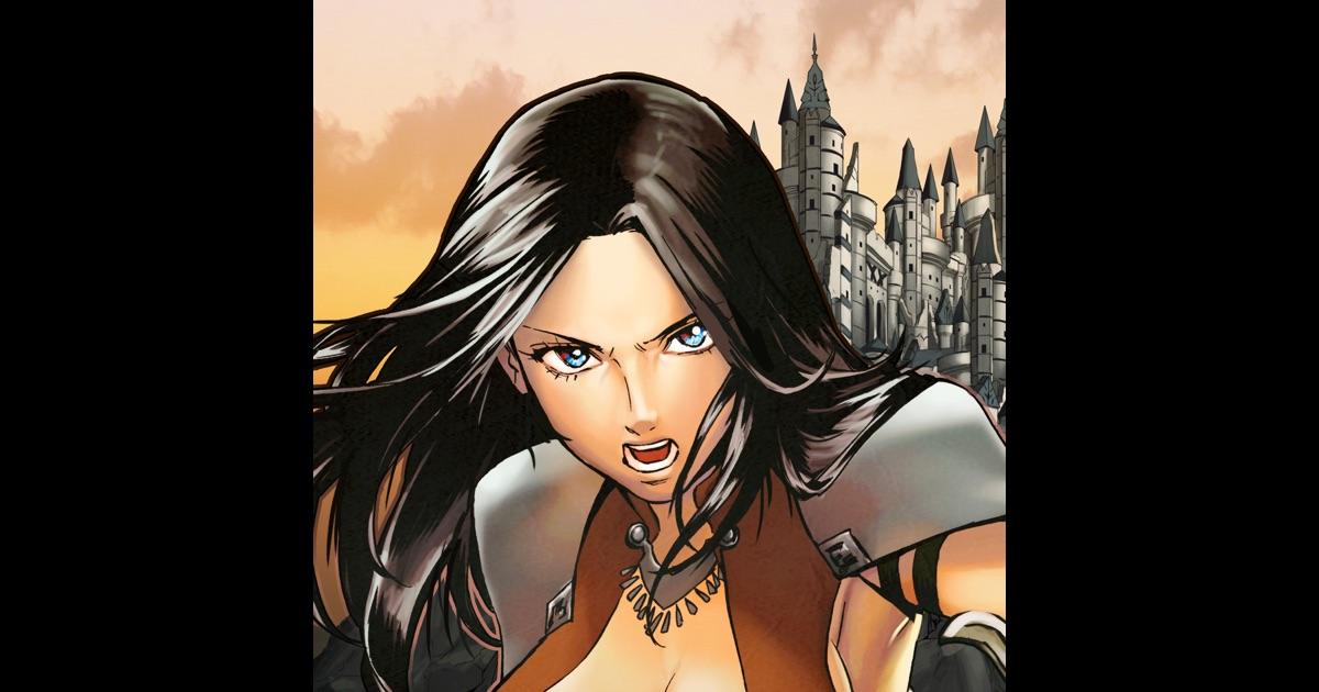 loren amazon princess best sword